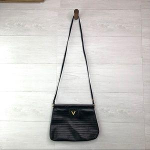 Valentino Vintage Black Handbag